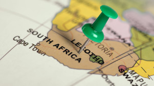 Map South Africa