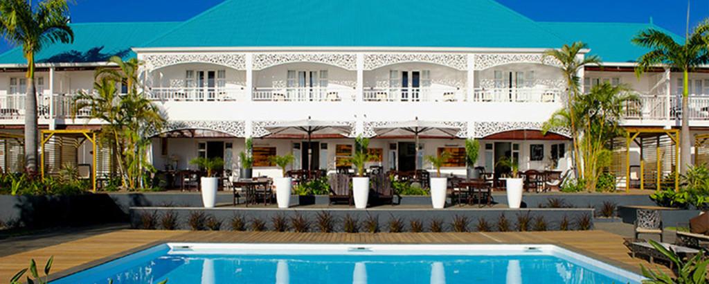 Blue Margouillat Hotel