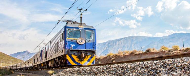 Blue Train, Luxury Rail