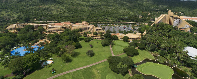 The Cascades, Sun City