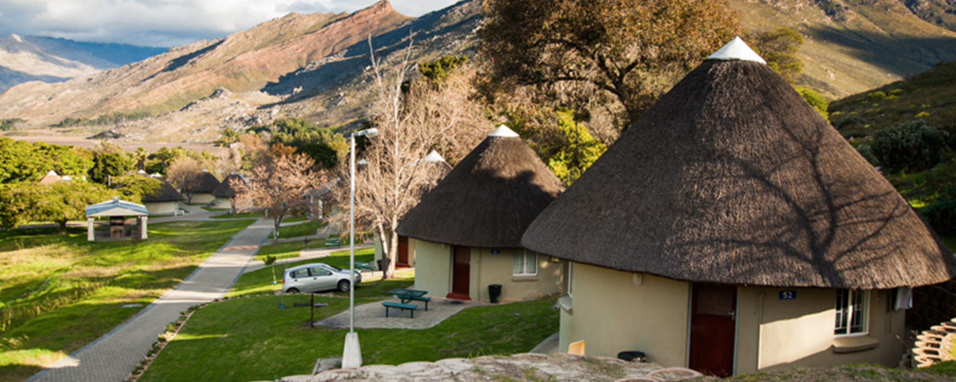 Goudini Spa Rawsonville Worcester South Africa Sun