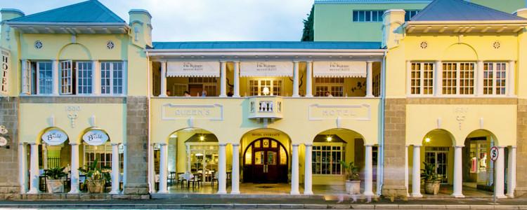 Queen's Hotel, Oudtshoorn
