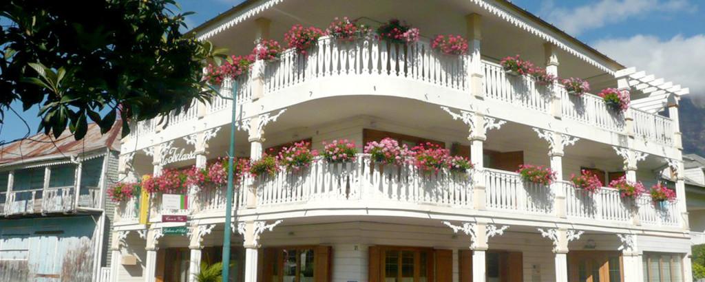 Tsilaosa Hotel, Cilaos